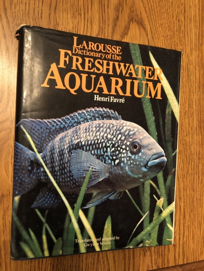 Book Larousse Dict Freshwater