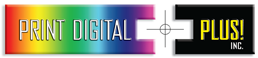 Print Digital Plus Logo